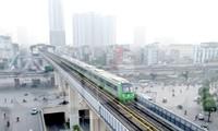 Các đoàn tàu đường sắt Cát Linh - Hà Đông đã được cấp chứng nhận kiểm định chính thức từ tháng 9/2020.