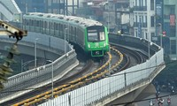 Đường sắt Cát Linh - Hà Đông thêm 1 lần gia hạn tới ngày 31/3/2021. Ảnh: Như Ý.