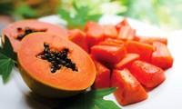Các loại rau quả có màu thẫm, đỏ, vàng rất nhiều Vitamin A giúp phòng tránh bệnh hô hấp