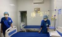 Hà Nội chuẩn bị phương án 1.000 giường bệnh tại 6 bệnh viện để điều trị người mắc Covid-19. Ảnh: Internet
