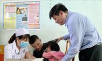 Bộ Y tế đã thành lập 4 Tổ công tác hỗ trợ kỹ thuật điều trị bệnh bạch hầu tại các tỉnh Đắk Lắk, Đắk Nông, Gia Lai, Kon Tum.
