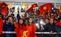 Vỡ òa cảm xúc trong lễ Vinh danh U23 Việt nam