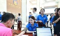Đoàn thanh niên kiểm toán nhà nước hiến máu tình nguyện