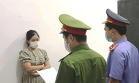 CQĐT tống đạt lệnh bắt tạm giam đối với Nguyễn Thị Thủy Tiên