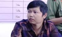 Nguyễn Khắc Trọng (32 tuổi, trú tỉnh Đắk Lắk) - một trong 3 đối tượng bị khởi tố về hành vi tổ chức người khác trốn đi nước ngoài trái phép