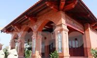 """Ngôi nhà thờ dòng họ Chế mang phong cách Champa độc đáo """"có một không hai"""" ở xứ Huế."""
