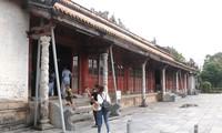 Mặt trước điện Thái Hòa. Ảnh: Ngọc Văn