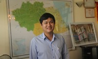 Ông Lê Phước Hoài Bảo đi làm trở lại sau gần 2 tuần phép