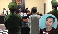 Sau kháng cáo và kêu oan, đối tượng Nguyễn Quang Chung bị tòa tuyên phạt án chung thân vì 2 tội Hiếp dâm trẻ em và Dâm ô đối với trẻ em