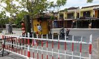Thành phố Hội An thực hiện cách ly xã hội từ ngày 31/7