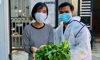 Phan Văn Đức - chủ nhân của ý tưởng Phiên chợ 0 đồng, đưa thực phẩm sạch đến người dân vùng dịch