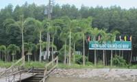 Cách chức giám đốc, phó giám đốc vườn quốc gia Mũi Cà Mau