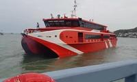 Cà Mau mở tuyến du lịch biển đảo