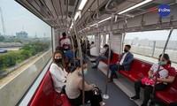 Thái Lan ra mắt tuyến tàu điện mới, xuống sân bay Don Mueang là về thẳng trung tâm Bangkok