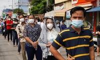 Thái Lan, Campuchia và Lào gia tăng biện pháp hạn chế do số ca COVID-19 tăng mức kỷ lục