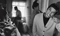Huy Trần - Ngô Thanh Vân đăng ảnh đơn sắc nhưng hạnh phúc ngập tràn, đánh răng cũng có đôi