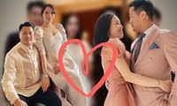 Chuyện tình đẹp của em chồng Hà Tăng: Thiếu gia Phillip Nguyễn tự tay dọn nhà cho bạn gái