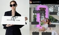 """Yoona (SNSD) dùng hàng xịn lại tag nhầm acc pha-ke, netizen liền """"cà khịa"""" Ngọc Trinh"""