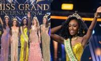 Ngắm nhan sắc Evelyn, thí sinh vượt qua Ngọc Thảo đoạt vương miện Miss Grand International