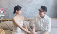 """Phan Mạnh Quỳnh hóa """"soái ca"""" trong lễ cưới, nhưng nhan sắc cô dâu mới là tâm điểm"""