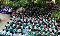 Quảng Nam cho học sinh đi học trở lại, lịch kiểm tra cuối học kỳ II được thay đổi