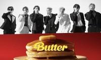 """""""Butter"""" (BTS) làm tan chảy hàng loạt kỷ lục của """"Dynamite"""""""