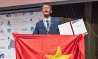 Nam sinh trường Ams đạt điểm cao nhất kỳ thi Olympic Vật lý Châu Á - Thái Bình Dương