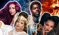 """Đại chiến MV concept: Bạn chọn """"team thần thoại"""" Doja Cat hay """"team hỏa ngục"""" Lil Nas X?"""