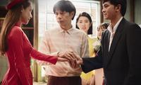 """""""Cây Táo Nở Hoa"""" tập cuối: Ngọc tổ chức hôn lễ cho Báu và Quân, gia đình ai cũng viên mãn"""