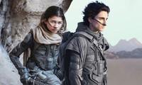 """Dune: """"Chàng thơ"""" Timothée Chalamet và """"bạn gái người nhện"""" Zendaya sẽ soán ngôi Shang-Chi"""