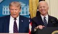 """Tổng thống Mỹ Joe Biden nói mình """"nhớ"""" cựu Tổng thống Trump, ông Trump phản ứng thế nào?"""