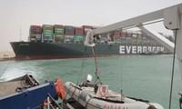 """Tàu Ever Given bị """"khui"""" chạy quá tốc độ trước khi vào kênh đào Suez, còn từng gây tai nạn"""