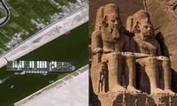 """Ngoài vụ kênh đào Suez, Ai Cập còn gặp nhiều sự cố, có phải do """"lời nguyền của Pharaoh""""?"""