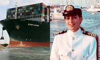 Thuyền trưởng nữ đầu tiên của Ai Cập bị đổ lỗi về vụ nghẽn kênh đào Suez, sự thật thế nào?