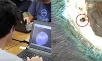 """Xem Google Earth, một người thấy """"vật thể lạ"""" trên hòn đảo xa xôi, tin đó là đĩa bay rơi"""