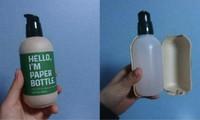 """Hãng mỹ phẩm Hàn Innisfree bị tố """"giả tạo"""": Ghi là """"chai giấy"""" nhưng hóa ra là chai nhựa"""