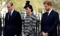 Hoàng tử Harry không được mặc đồ giống Hoàng tử William khi dự tang lễ Hoàng thân Philip?