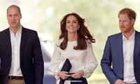 """Chấm dứt sự im lặng: Hoàng tử William và Harry đã trò chuyện, Kate là """"người hòa giải"""""""