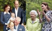 Những bức ảnh Hoàng gia tiết lộ vai trò đặc biệt của Kate Middleton trong gia đình chồng