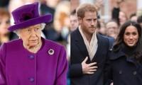 """Bằng chứng cho thấy Hoàng gia Anh không hề """"nể mặt"""" Meghan, dù chào đón Harry về quê hương"""