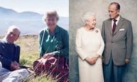 Mãi như thuở ban đầu: Nữ hoàng Anh đăng ảnh hạnh phúc trước khi từ biệt Hoàng thân Philip