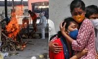 Ấn Độ bị nhấn chìm trong làn sóng COVID-19 thứ 2: Hỏa táng liên tục, hệ thống y tế rạn vỡ