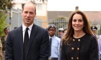 William - Kate xuất hiện sau tang lễ Hoàng thân Philip, được Nữ hoàng giao việc đặc biệt