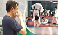 Bị quăng liên tục xuống đất tại lớp học võ, cậu bé 7 tuổi ở Đài Loan rơi vào hôn mê