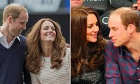 """Vợ chồng William - Kate khi tưởng rằng không có ai chụp ảnh: Hóa ra """"mùi mẫn"""" thế này đây"""