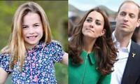 William - Kate đăng ảnh sinh nhật 6 tuổi của Công chúa Charlotte, có một điều rất đặc biệt