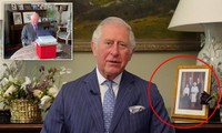 """Thái tử Charles """"dứt tình"""": """"Dẹp"""" hết ảnh Harry - Meghan, chỉ để lại một bức ảnh đặc biệt"""