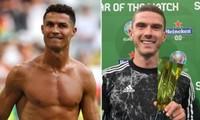 """Từng bị Cristiano Ronaldo đối xử """"phũ phàng"""", cầu thủ Đức Robin Gosens đã """"lội ngược dòng"""""""