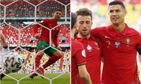 """Ronaldo chạy nhanh đến mức nào để ghi bàn vào lưới Đức mà được gọi là """"Super Ronaldo""""?"""