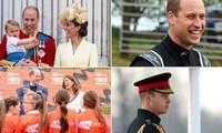 Hoàng gia Anh đăng lời chúc mừng sinh nhật Hoàng tử William: Có nhiều chi tiết đáng chú ý